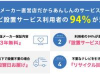 【値下】ブラビア7種一気にプライスダウン、有機ELは20,000円も!